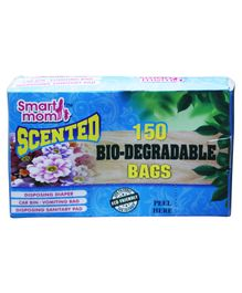 Smart Mom Scented Biodegradable Disposable Bags - Pack of 150