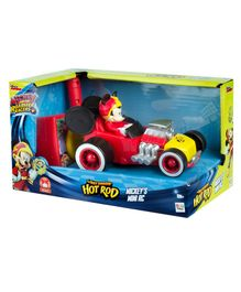 IMC Toys Mickey Mouse Roadster Racers RC Car - Red