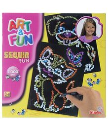 Art And Fun - Sequin Fun