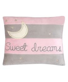 Abracadabra Sweet Dreams Cushion - Pink