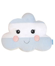 Abracadabra Cloud Shaped cushion - Blue