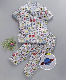 3583c1acf2 Buy Nightwear for Babies (0-3 Months To 18-24 Months) Online India ...
