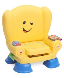 Fisher Price Laugh & Learn Smart Stages Chair - Yellow