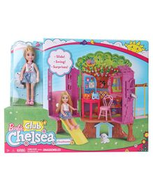 Barbie Club Chelsea Doll and Accessories Multicolour - Height 13 cm