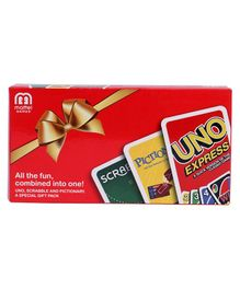 Mattel Card Games Combo Pack - Multicolour