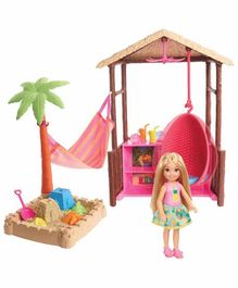 Barbie Chelsea Playset Multicolour - Height 23.4 cm