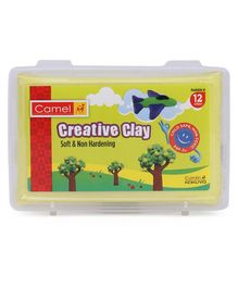 Camel Creative Clay  Yellow - 150 gm