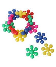 RK's Merry Links Multicolour - Set Of 3