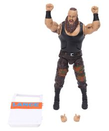 WWE Elite Action Figure Barun Strowman with Accessories - Height 19.5 cm