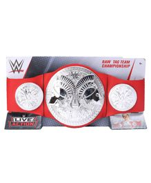 WWE Cruiserweight Championship Title Belt - Red