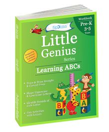 Little Genius Learning ABC's Book - English