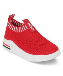 Kittens Shoes Casual Mesh Shoes - Red