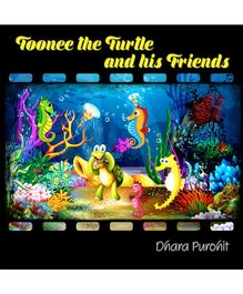 Toonee the Turtle and His Friends Story Book - English