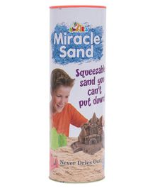 Awals Miracle Kinetic Sand - Multicolour