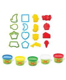 Funskool Fundough Bumper Dough Kit - Multicolor