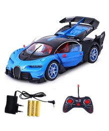 Toyshine Buggati Remote Control Car (Colours May Vary)