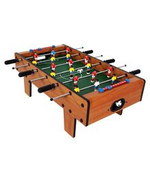 Toyshine Mid-Sized Foosball With 6 Rods - Multicolour