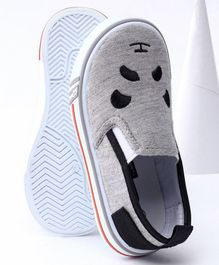 Cute Walk by Babyhug Casual Shoes - Grey