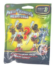 Power Rangers Battle Ready Mini Figure Multicolour - Height 5 cm