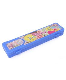 Tweety Pencil Box - Blue