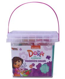 Dora The Explorer Modelling Dough - 240 gm