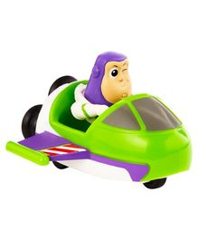 Toy Story Minis Buzz Lightyear & Spaceship - White