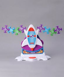 Fisher Price Think and Learn Balance Blast Off - Multicolour