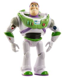 Disney Toy Story Buzz Lightyear Articulated Toy White - 18 cm
