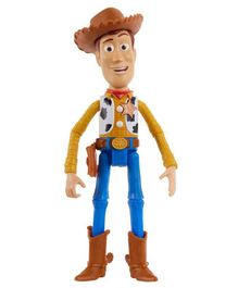 Toy Story Woody Talking Action Figure Multicolour - Height 22.5 cm