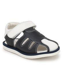 Tuskey Velcro Closure Sandal - Blue
