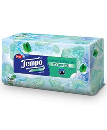 Tempo Facial Tissue Box Limited Edition - 70 Pieces