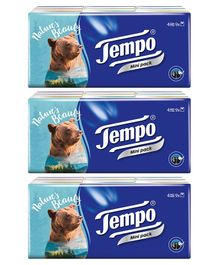 Tempo Pocket Handkerchief Mini - Pack of 27