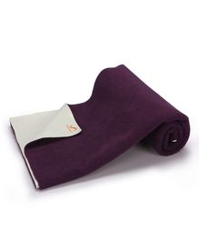 Umanac Bed Protector Sheets Medium - Purple