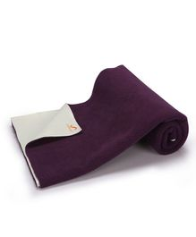 Umanac Dry Sheet Waterproof Bed Protector Large - Purple