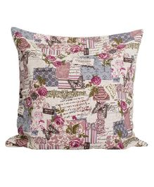 Little Nests Dreamy Destinations Printed Cushion Cover - Multiprint