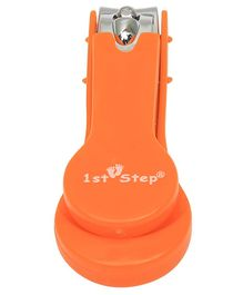 1st step Nail Clipper - Orange