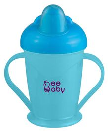 Beebaby Spout Sippy Cup Blue - 180 ml