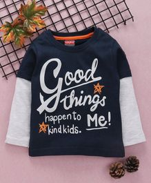 75afd5e4b0af Buy Tops & T-Shirts for Girls, Boys - Baby & Kids Tees Online India