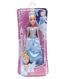 Disney Princess Cinderella Doll Blue - Height 27.5 cm