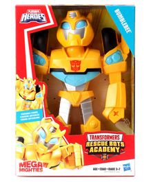 Transformers Mega Mighties Bumblebee Yellow - Height 26 cm