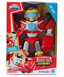 Transformers Mega Mighties Hot Shot Red - Height 26 cm