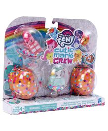 My Little Pony Cutie Mark Crew Sightseeing Fun Set - Multicolor
