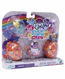 My Little Pony Cutie Mark Crew Snow Day Set - Multicolor