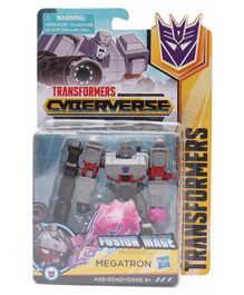 Transformers Cyberverse Megatron Fusion Mage - Grey