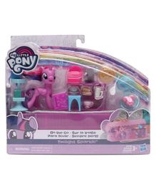 My Little Pony With Accessories - Purple