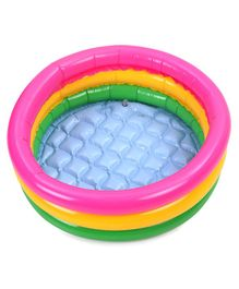 Suzi 3 Ring Swimming Pool - Multicolour