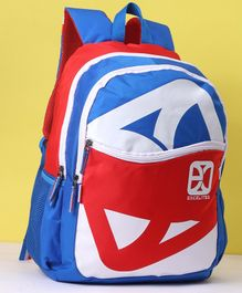 Excelites School Bag Blue - 18 Inches