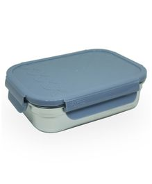 Jaypee Lunch Box With Small Container - Blue