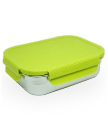 Jaypee Lunch Box With Small Container - Green