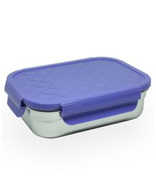 Jaypee Lunch Box With Small Container - Purple